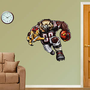 Fierce Falcon Fathead Wall Decal